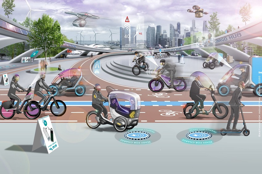 Electric Vehicles as Future