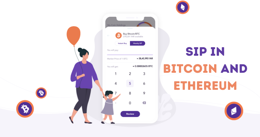 SIP in Bitcoin and Ethereum