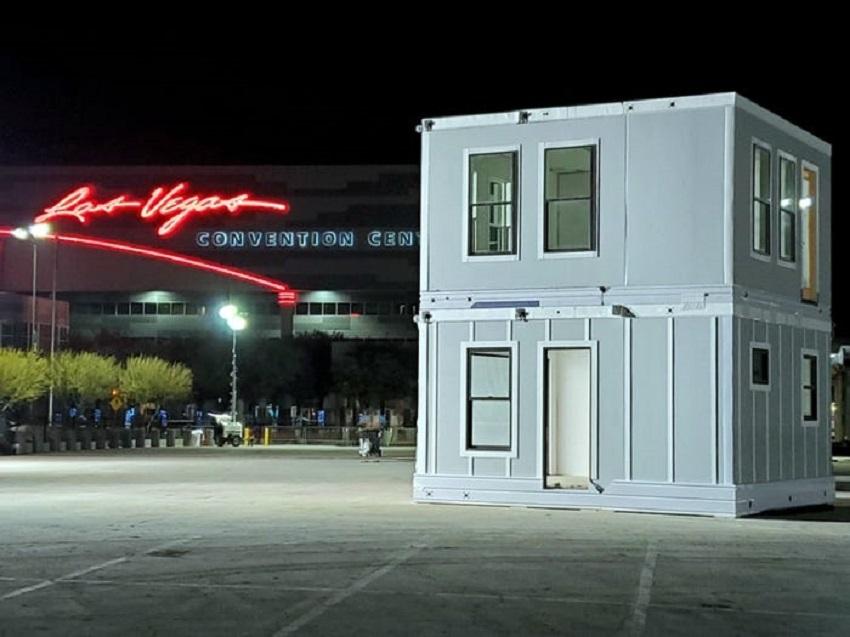 Tesla CEO Elon Musk Tiny House