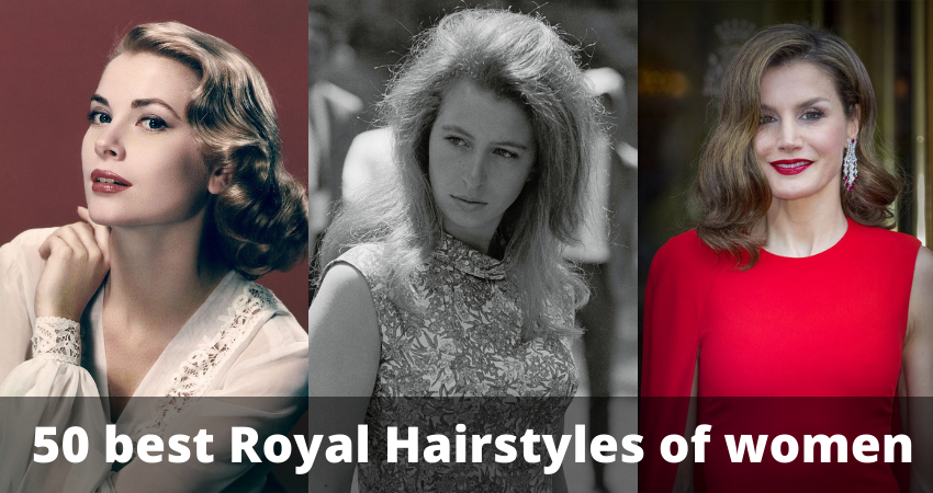 50 best Royal Hairstyles of women